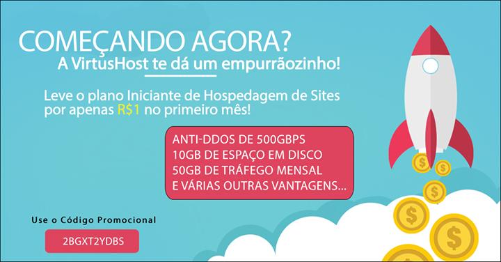 virtushost.com.br Cover