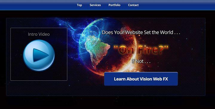 visionwebfx.com Cover