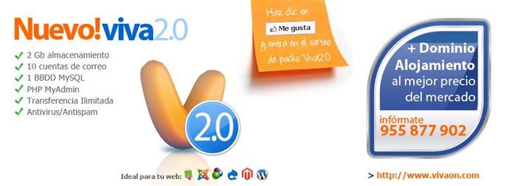 vivaon.com Cover