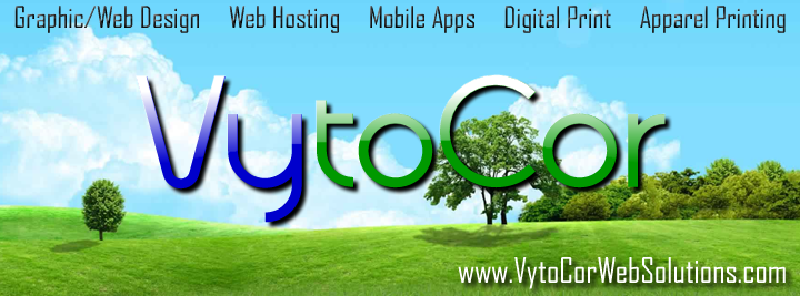 vytocorwebsolutions.com Cover