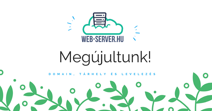 web-server.hu Cover