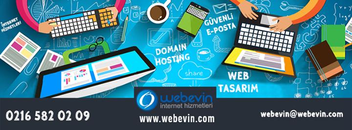 webevin.com Cover