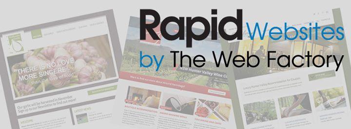 webfactory.com.au Cover