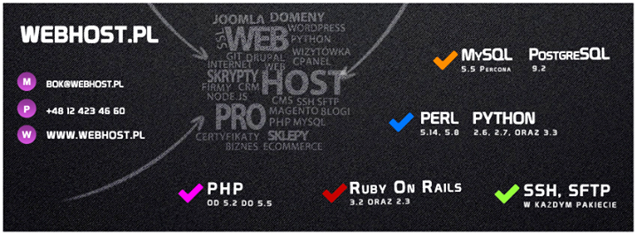 webhost.pl Cover