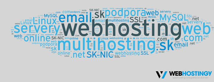 webhostingy.sk Cover