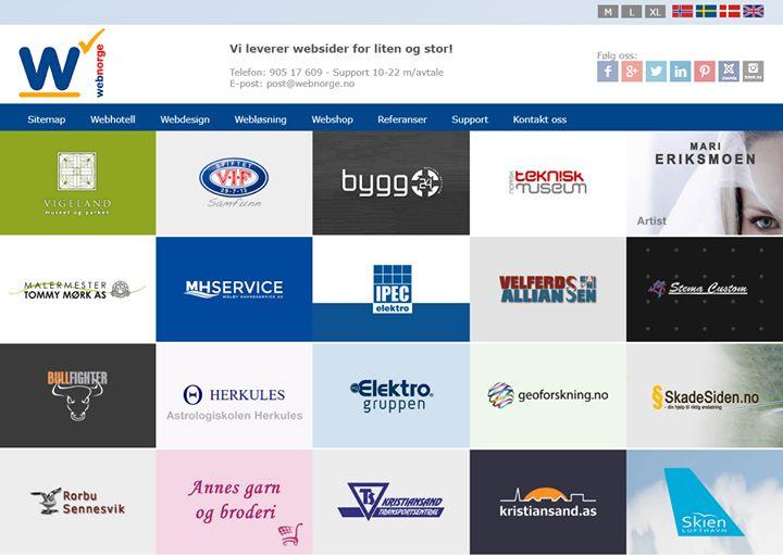 webnorge.no Cover