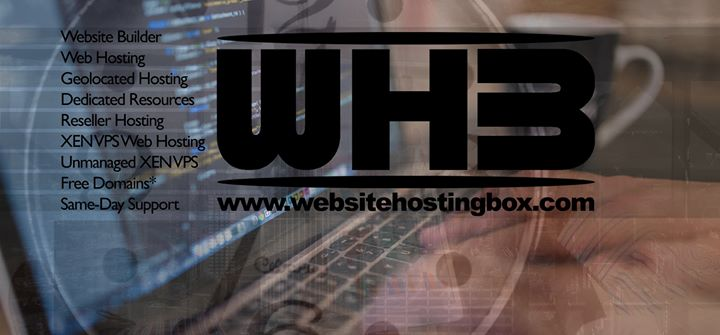 websitehostingbox.com Cover