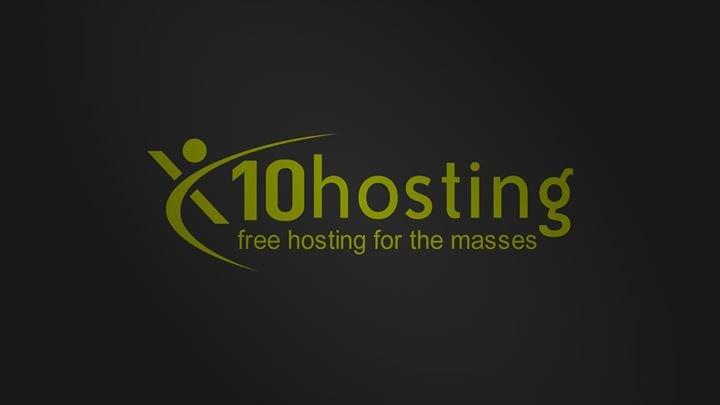 x10hosting.com Cover