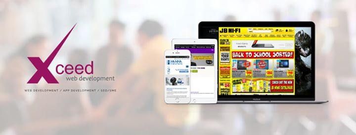 xceed.com.au Cover