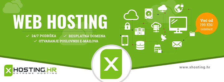 xhosting.hr Cover