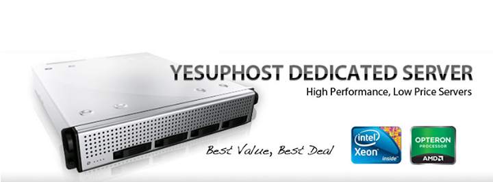 yesuphost.com Cover