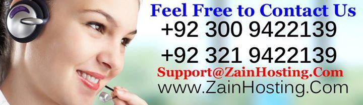 zainhosting.com Cover