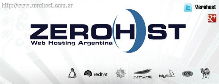 zerohost.com.ar Cover