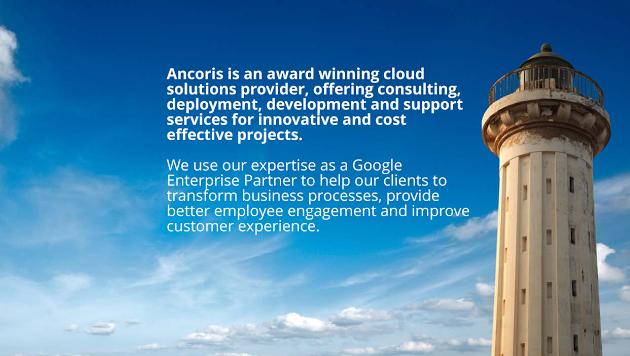 ancoris.com Cover