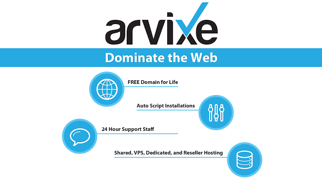 arvixe.ru Cover