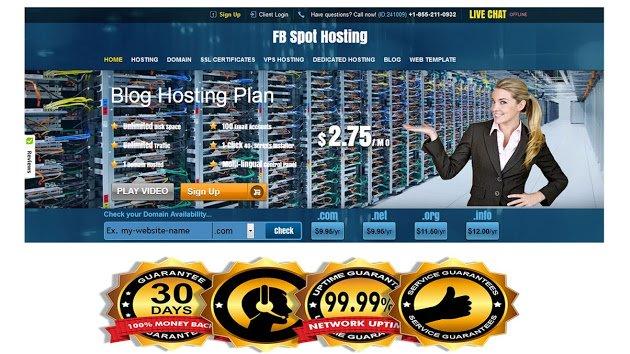 fbspot.com Cover