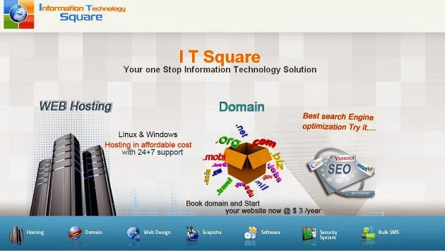 itsquare.in Cover