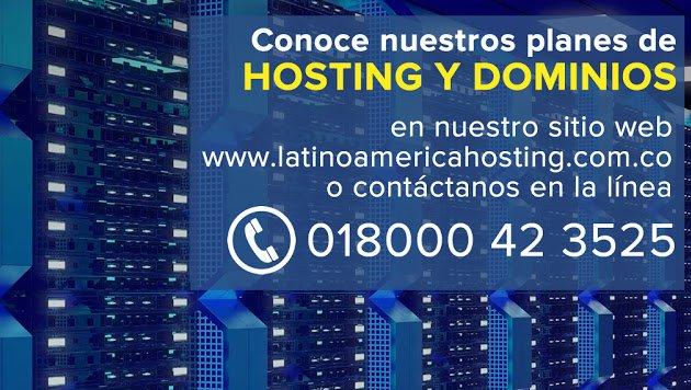 latinoamericahosting.com.co Cover