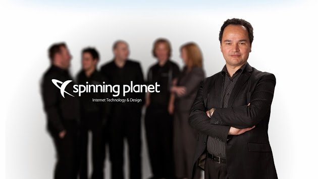spinningplanet.co.nz Cover