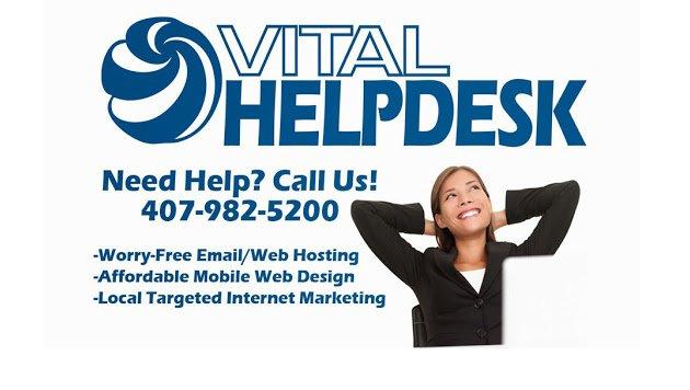vitalhelpdesk.com Cover