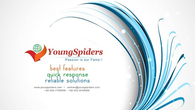 youngspiders.com Cover