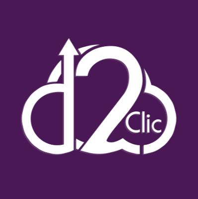 d2clic.com Icon