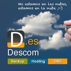 descom.es Icon