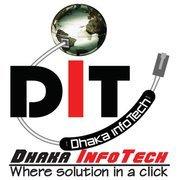 dhakainfotech.com Icon