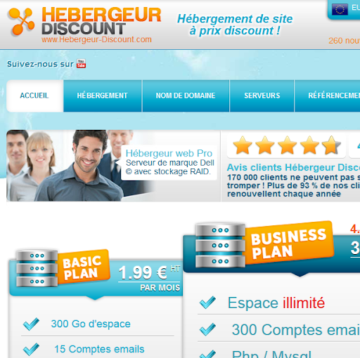 hebergeur-discount.com Icon