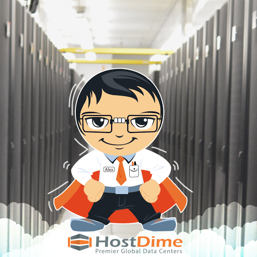 hostdime.com.co Icon