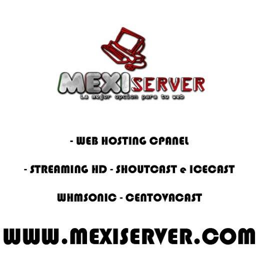 mexiserver.com Icon