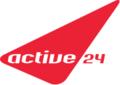 active24.cz logo!