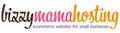 bizzymamahosting.com logo!