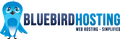 bluebirdhosting.ca logo!