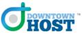 downtownhost.com logo!