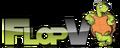 flopv.com logo!