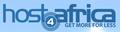 host4africa.com logo!