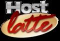 hostlatte.com logo!