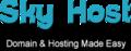 skyhost.pk logo!