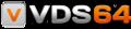 vds64.com logo!