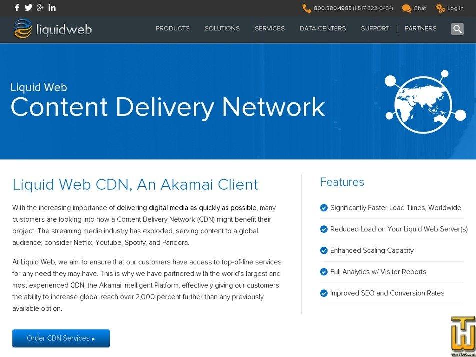 Screenshot of 1 TB from liquidweb.com