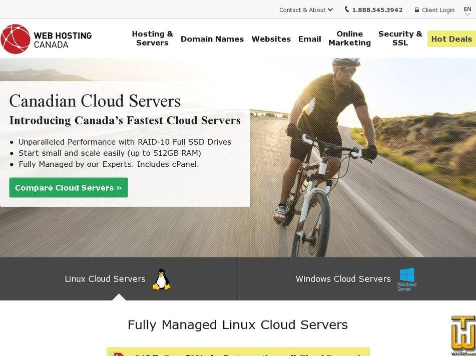 Screenshot of Starter from whc.ca