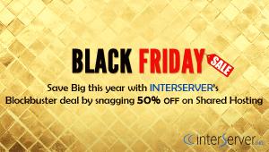 InterServer.net Black Friday 2015