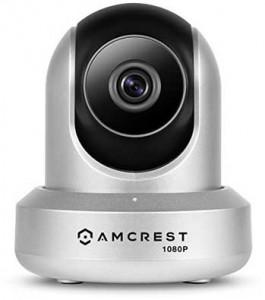 Amcrest ProHD 1080p Wi-Fi Pan/Tilt Camera