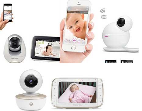 2017 Ultimate guide: best baby monitor WiFi & Wireless