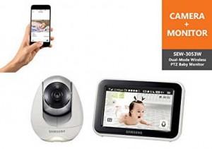 Samsung Wisenet Sew-3053w