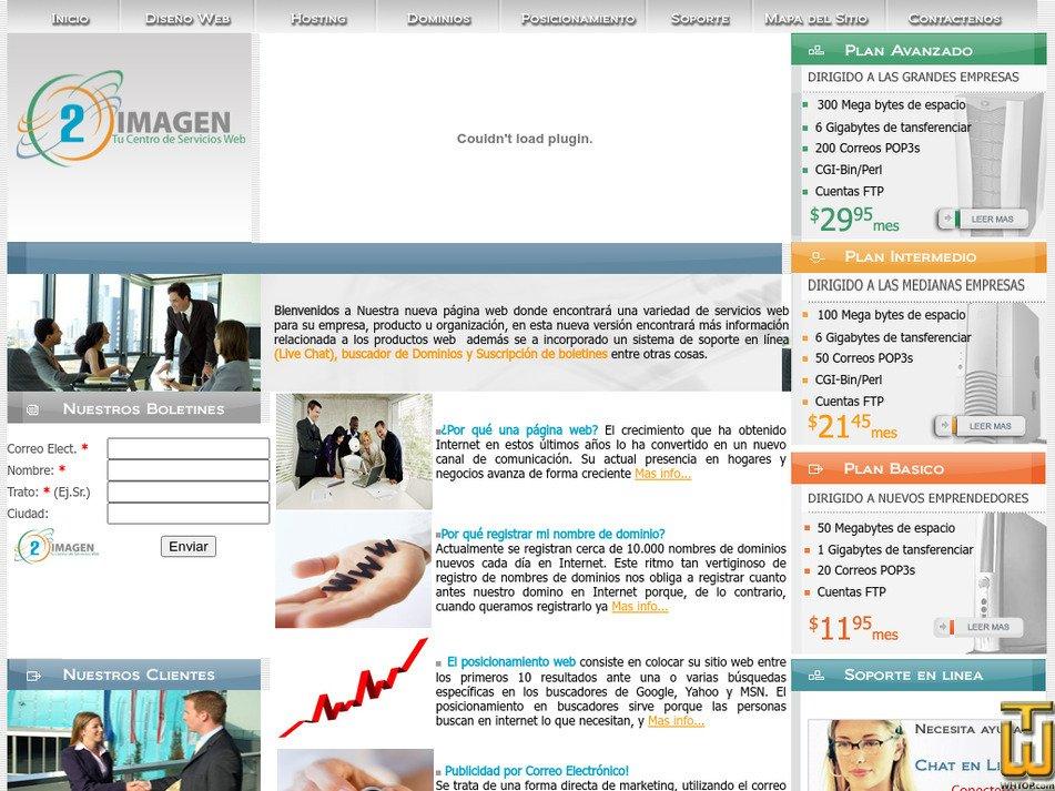 2imagen.net screenshot