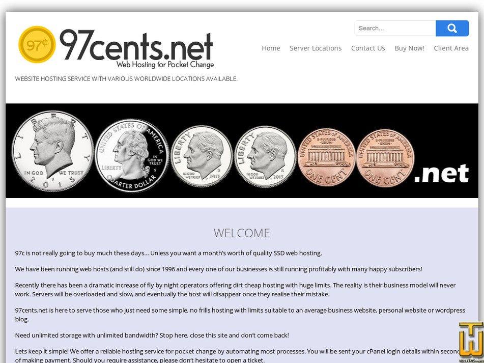97cents.net Screenshot