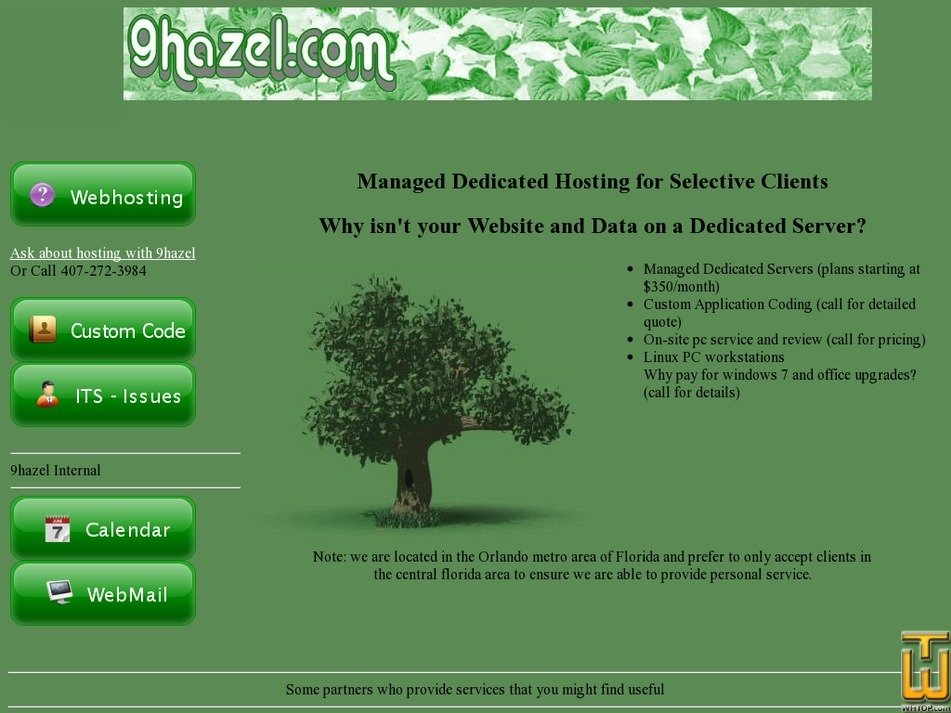 9hazel.com Screenshot