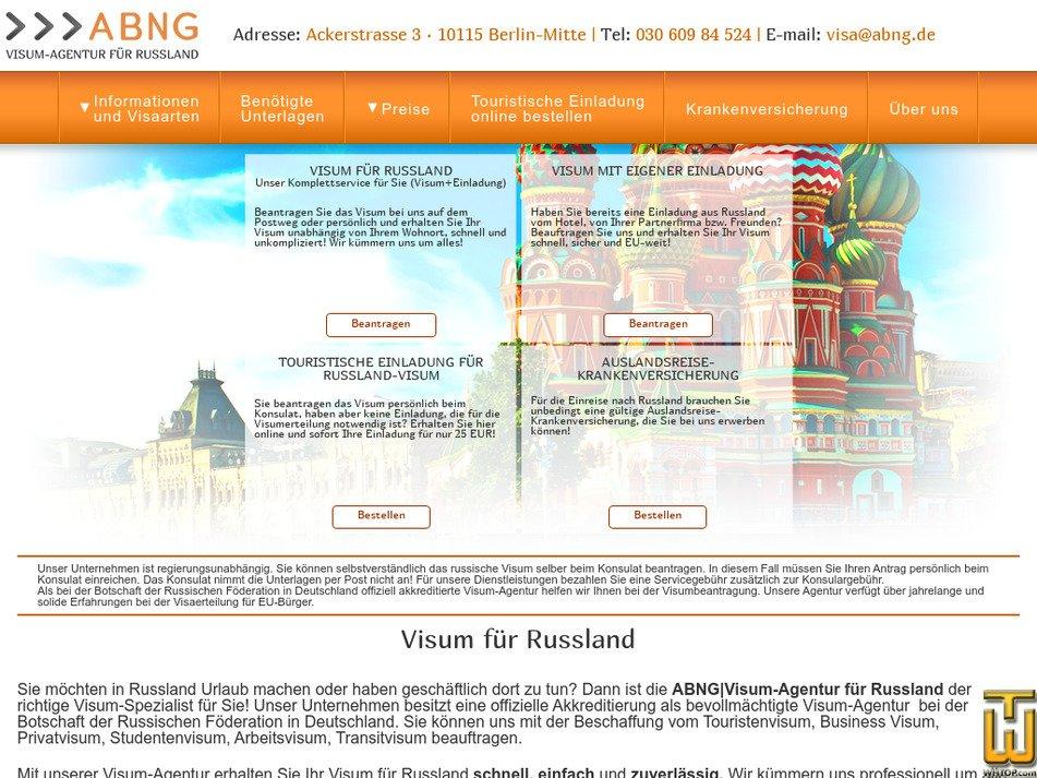 abng.com Screenshot